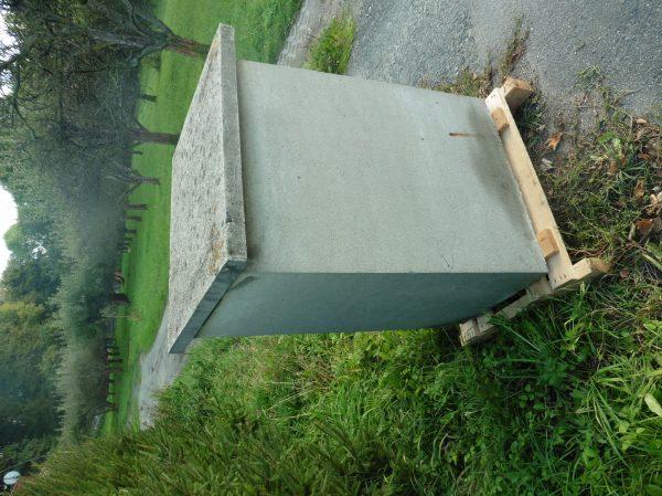 náhled HUP skříň betonový monolit pro udírnu