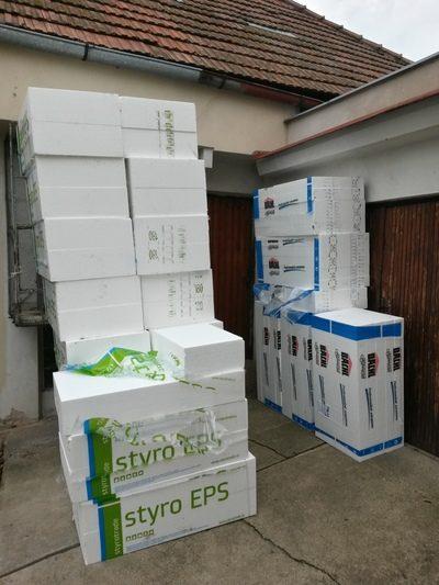 náhled STYROTRADE fasádní polystyren EPS 70 F - 180 mm
