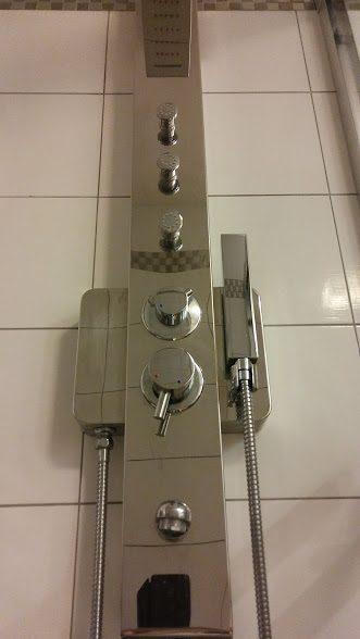 náhled Sprchový panel