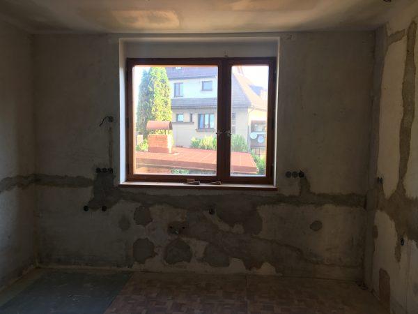 náhled Dřevěná okna