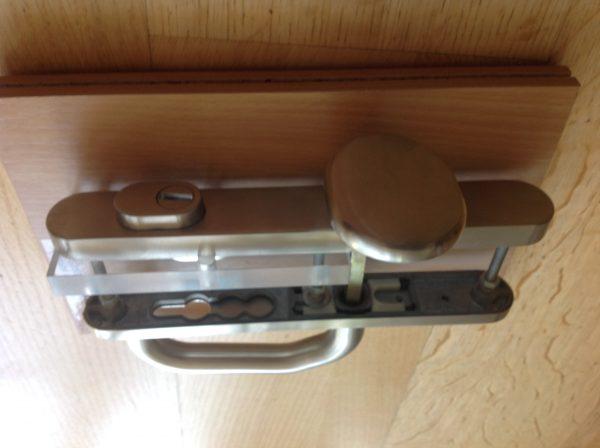 náhled Klika na vchodové dveře zn.Hoppe