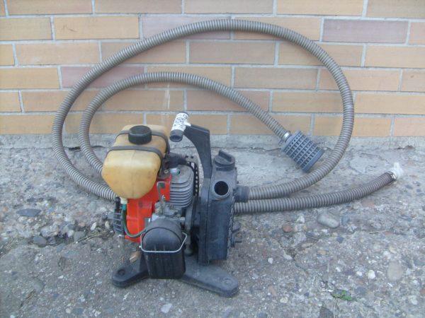 Benzínové čerpadlo