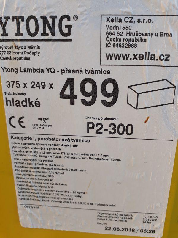 náhled Ytong Lambda