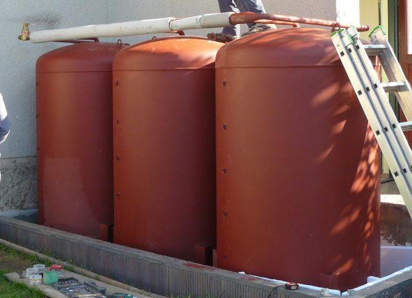 náhled Akumulační nádrže, Laddomat, Expanzní nádoby