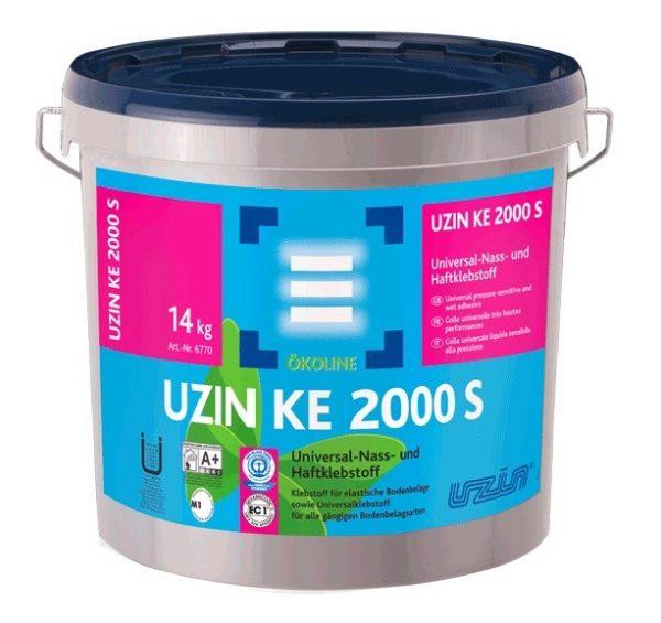 náhled Disperzní lepidlo UZIN KE 2000 S    2x14 kg