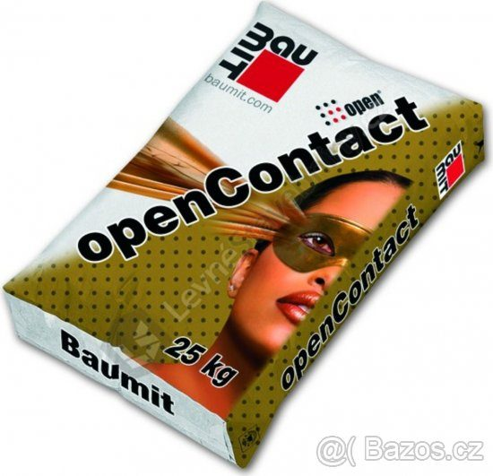 náhled Prodám Baumit open contact 10 x 25 kg