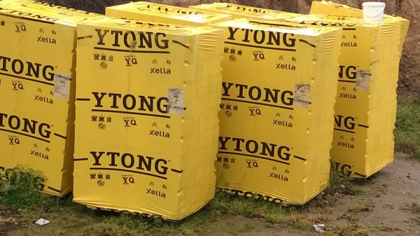 náhled tvárnice Ytong Lambda YQ 450