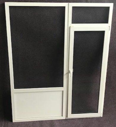 náhled Balkonové dveře s fixním oknem - sestava