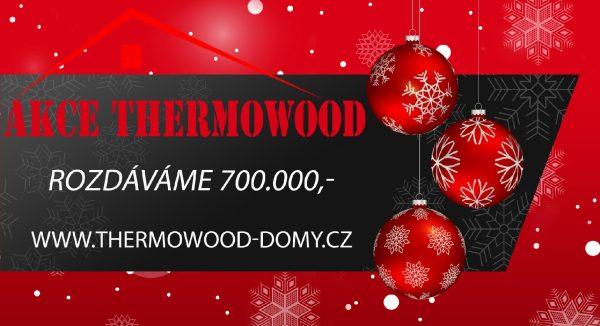 náhled Vánoční AKCE ThermoWood JAELA - STAVEBNICE DŘEVOSTAVBY