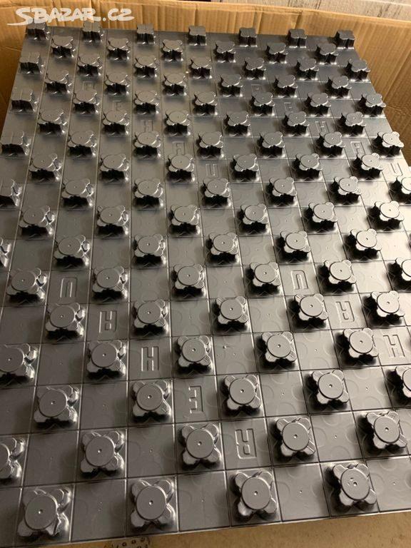 náhled Podlahové topení - Systémová deska