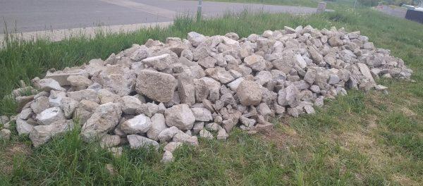 náhled Kameny a betony