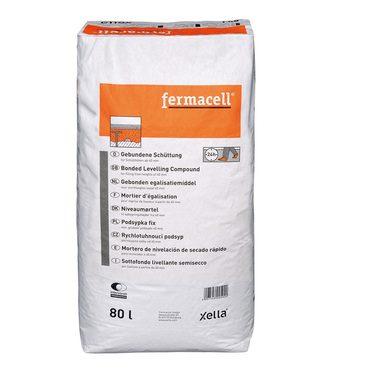 náhled Fermacell rychletuhnoucí podsyp 80 l/pytel - 3ks