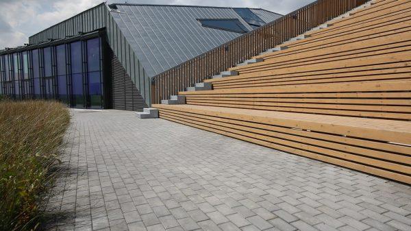 náhled zámková dlažba CS beton cihla šedá 60 mm