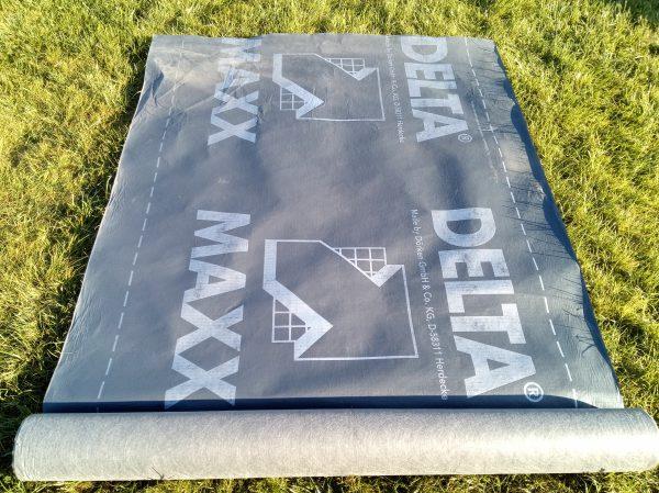 náhled Difúzní membrána Delta MAXX 48 m2