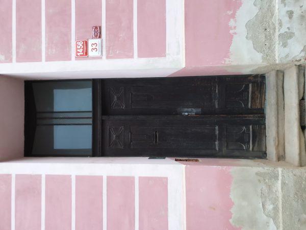 náhled Staré vchodové dveře