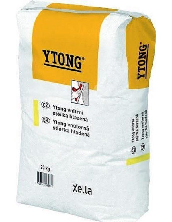 náhled YTONG - vnitřní stěrka hlazená 20kg (štuk)