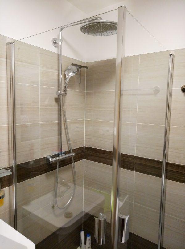 náhled Prodám zánovní sprchový kout Riho NAUTIC N209