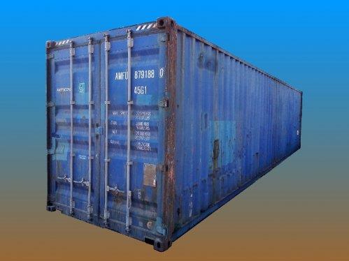 náhled Lodní kontejner 40 HC použitý (+ další skladem)